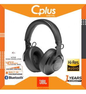 JBL CLUB 950NC, Premium Wireless Over-Ear Headphones with 40mm Hi-Res Sound Quality and Adaptive Noise Cancellation