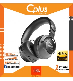 JBL CLUB 700, Premium Wireless Over-Ear Headphones with Hi-Res Sound Quality