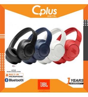 JBL T750BTNC Active Noise Cancelling Wireless Over Ear Headphones