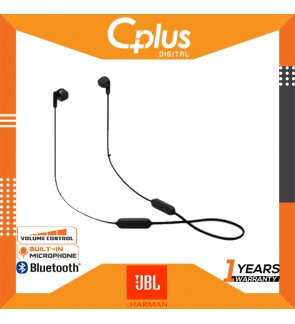 JBL Tune 215BT Wireless In-Ear Headset with Bluetooth 5.0 and Integrated Voice Assistant, JBL Pure Bass Sound, Up to 16 Hours of Music