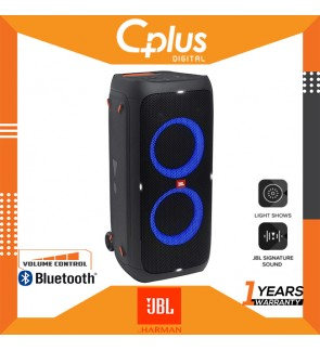 JBL Partybox 310 - Portable Party Speaker wth Long Lasting Battery, Powerful JBL Sound and Exciting Light Show
