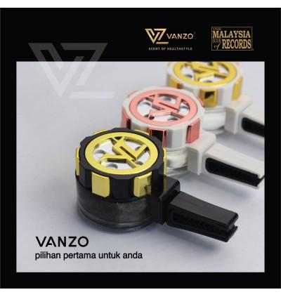 Vanzo Full Range Air Freshener Perfume for Home , Car Dashboard and Air-con Vent