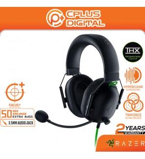 Razer BlackShark V2X Gaming Headset: 7.1 Surround Sound - 50mm Drivers - Memory Foam Cushion - 3.5mm Audio Jack