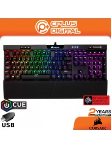 Corsair K70 RGB MK.2 Cherry MX Mechanical Gaming Keyboard Cherry MX Speed/Silent/Red/Blue