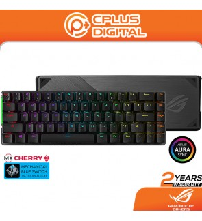ASUS ROG Falchion Wireless 65% Mechanical Gaming Keyboard  ( Aura Sync RGB, Cherry MX Switches , Keyboard Cover Case)
