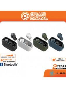 JLab Go Air Bluetooth 5.0 True Wireless Earbuds   IP44 Sweat Resistance   3 EQ JLab Signature, Balanced, Bass Boost