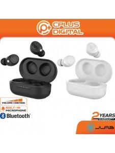 JLab JBuds Air Bluetooth 5.0 True Wireless Earbuds-IP55 Sweat Resistance- 3 EQ Setting:JLab Signature,Balanced,BassBoost
