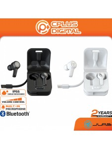 JLab JBuds Air Executive Bluetooth 5.0 True Wireless Earbuds - C3 Calling with Dual Microphones - 3 EQ Sound Settings