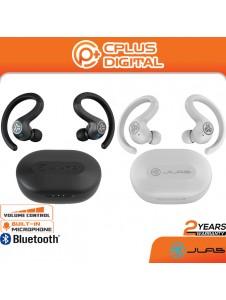 JLab JBuds Air Sport Bluetooth 5.0 True Wireless Earbuds - 3 EQ Sound Settings JLab Signature, Balanced, Bass Boost