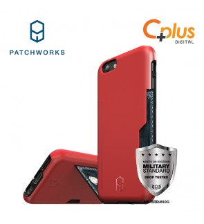 Patchwork ITG LEVEL PRO (For iPhone 6S) Red