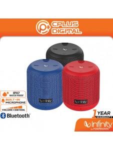 Infinity by Harman Clubz 150 Portable Wireless Bluetooth Speaker with Volume Control - Deep Bass, IPX7 Waterproof