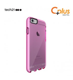 Tech21 EVO Mesh (For iPhone 6S) Pink/White
