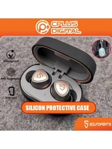 SoundPEAT Sonic / Sonic Pro Silicone Protective Earphone Case with Anti-Lost Buckle