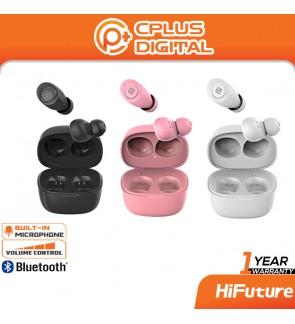 HiFuture Airbuds  Bluetooth 5.0 True Wireless Earbuds TWS Touch Control True Wireless Stereo Headphone
