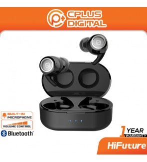 HiFuture Olymbuds Bluetooth 5.0 True Wireless Earbuds Touch Sensor Rechargeable IPX5 Sweat Proof