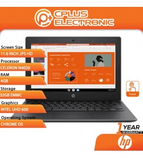 HP Chromebook X360 11 G3