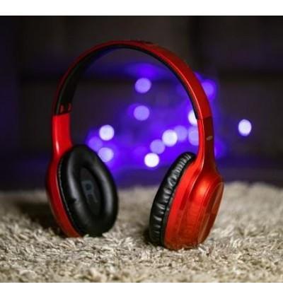 MOXOM MX-WL26 Wireless Bluetooth V5.0 Bass Headphone Support TF Card