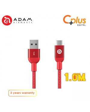 Adam Elements Casa M100 USB to Type-C 1.0M