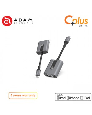 Adam Elements Casa V01 Type-C to VGA Adapter