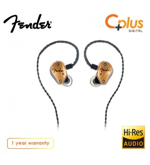 Fender FXA7 Pro In-Ear Monitor Earphone with Mic (Gold)