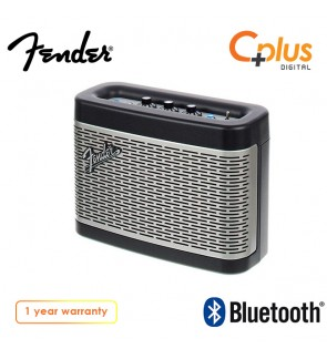 Fender Newport Portable Bluetooth V4.2 Speaker (Black)