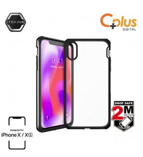 ITskins Hybrid Edge for iPhone XS/X (5.8inch)