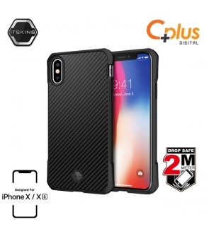 ITSkins Hybrid Fusion for iPhone XS (5.8 inch)