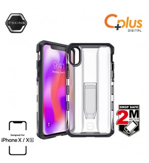 ITSkins Hybrid Stand for iPhone XS (5.8 inch)