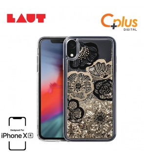 LAUT Liquid Glitter Case for iPhone XR (6.1 inch) - Fleur
