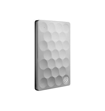 Seagate Backup Plus Ultra Slim 1TB Portable External Hard Drive USB 3.0