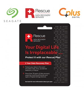 Seagate 2 Years Rescue Data Recovery Plan/ Services