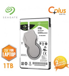 "Seagate 1TB 2.5"" BarraCuda SATA 128MB 5400RPM Internal Hard Drive (For Laptop)"