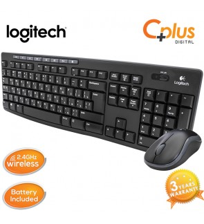 Logitech MK270 2.4Ghz Wireless Combo Keyboard and Mouse