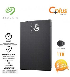 Seagate Barracuda SSD 2.5inch 1TB (3D TLC) 7mm SATA Solid State Drive