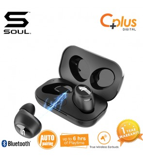 SOUL EMOTION Superior High Performances True Wireless Earphone