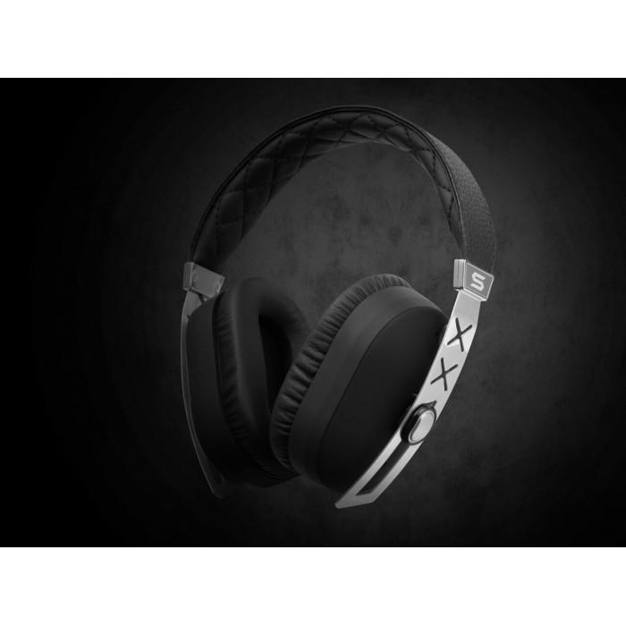 SOUL JET PRO SILVER Hi Definition Noise Cancelling Headphones