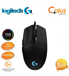 Logitech Gaming G103 Prodigy RGB Programmable Gaming Mouse