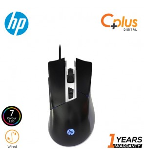 HP M220 High Performance 7 LED Gaming Mouse