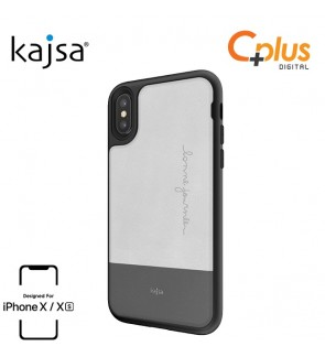 Kajsa Preppie Collection iPhone X/XS Leather Case