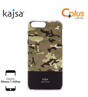 Kajsa Military Collection - Back Case for iPhone 7 Plus / 8 Plus