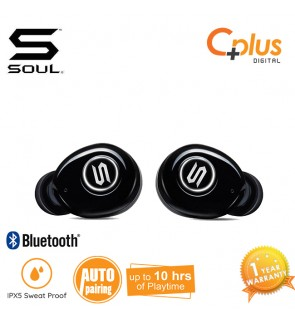 Soul ST-XS Superior High Performance Bluetooth 5.0 True Wireless Earphones