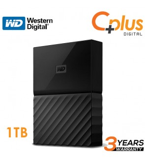 Western Digital My Passport USB 3.0 1TB Portable Hard Disk