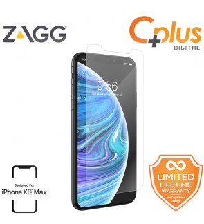 ZAGG InvisibleShield Glass+ VisionGuard - Anti Blue Light Screen Protector for iPhone XS Max
