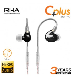 RHA CL1 Hi-Res In-Ear Headphones with Dynamic & Ceramic Transducers