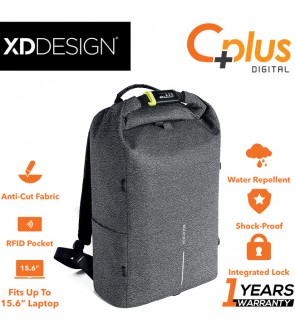 XD Design Bobby Urban Best Anti-Theft Cut Proof Unisex Laptop Backpack