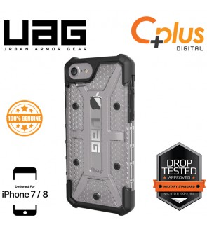 UAG Plasma Military Drop Tested Case for iPhone 8/7/6S