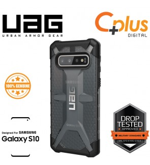 UAG Plasma Military Drop Tested Case for Samsung Galaxy S10 (Ash)