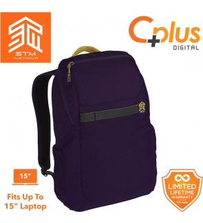 STM Saga Backpack for 15 inch Laptop (Royal Purple)