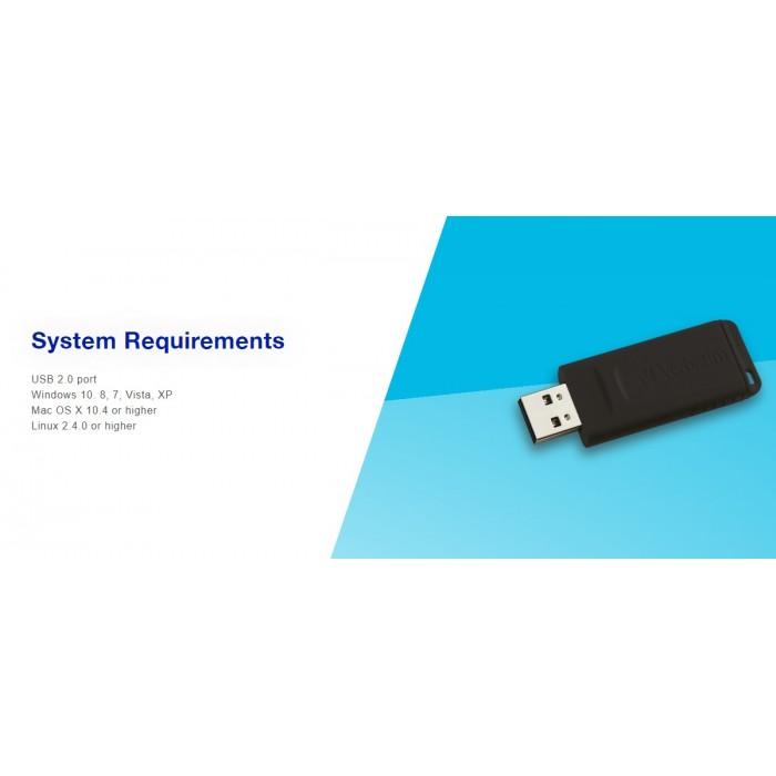 10 x Sliding USB Drive 16GB