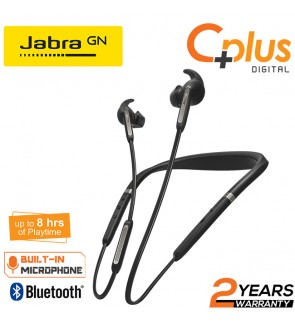 Jabra Elite 65e Bluetooth Wireless Headset with Active Noise Cancellations